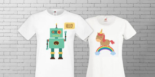 Печать на футболках в Киеве на Подоле