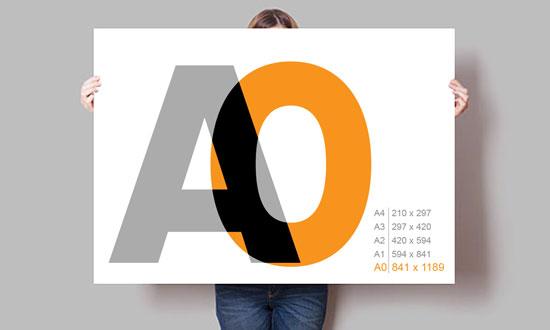 Широкоформатная печать А0 полиграфической продукции разной направленности: плакатов, афиш, постеров, чертежей премиум качества