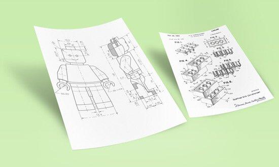 Печать чертежей, графиков и презентаций на ватмане в Киеве