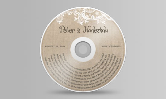 Печать на дисках CD