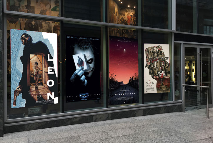 Печать плакатов А2, А1, А0 в Киеве